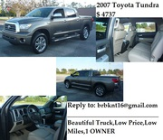 2007 Toyota Tundra Crew Max