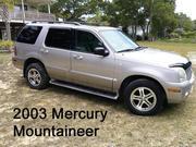 2003 mercury Mercury Mountaineer Base Sport Utility 4-Door