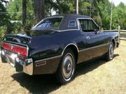 1973 Ford Ford Thunderbird Black Leather