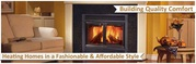 Pellet Stove Wood Insert - SMG Hearth and Home