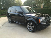 2010 Land Rover Range Rover Sport 8