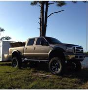 2005 Ford F-250XLT 129000 miles