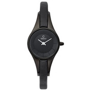 Shop Obaku's Black Designer Watches Online