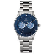 Obaku's Latest Design Steel Watches for Men