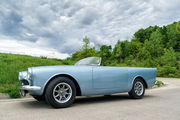 1962 Sunbeam Alpine 71917 miles