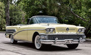 1958 Buick Roadmaster Convertible