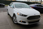 2015 Ford Fusion SESE Sedan 4-Door