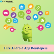 Hire Android App Developers India,  USA | Beyond Root