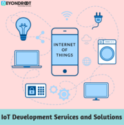 IoT Development Services and Solutions| Create Smart Applications