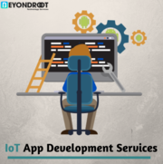 Expedite business operations with our IoT app developers