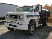 1985 Chevrolet C60 Dump Truck 208 Specifications