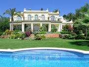 Outstanding villa in Costa del Sol